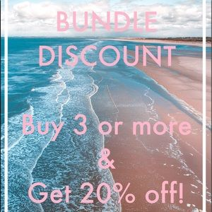 🌸20% Bundle Discount🐳